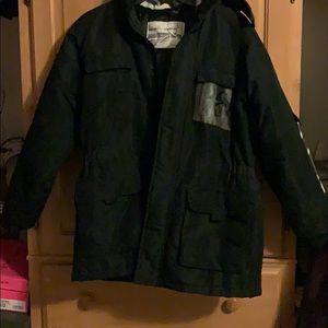 Camo Winter Coat